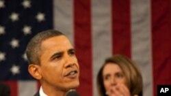 صدر اوباماکے خطاب پر ملا جلا ردعمل