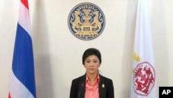 9일 잉락 친나왓 태국 총리가 TV 성명을 통해 의회를 해산하고 조기총선을 개최할 것이라고 발표했다.