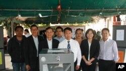 เกาะติดสถานการณ์การลงคะแนนเสียงเลือกตั้งล่วงหน้านอกราชอาณาจักรของชาวไทยในสหรัฐ