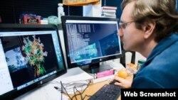 آزمایشگاه پندا در دانشگاه استانفورد، پروژه «تاشدگی در منزل»