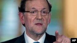 El presidente de Gobierno español, Mariano Rajoy, está de visita en Washington.