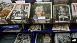 Alvido, Mandela