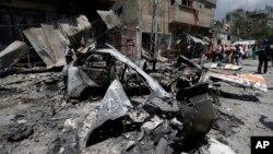 Se informó que Israel y Hamas acordaron una tregua de 12 horas para el 26 de julio.