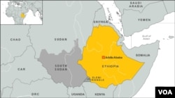 Ethiopia, South Sudan