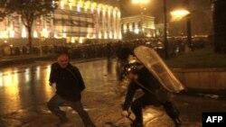 В Тбилиси в ходе разгона демонстрации погибли два человека