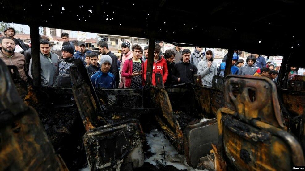 OKB: Viti 2016, të paktën 6,878 të vrarë nga dhuna në Irak
