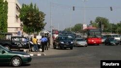 Jami'an 'yan sanda sun tsaya kuwa da sakateriyar gwamnatin tarayya a Abuja