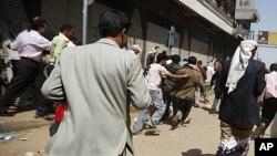 Rabshadihii Yemen oo sii Xoogeysanaya