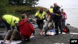 گلوله باری یک فرد مهاجم بر جوانان در یک کمپ تفریحی در ناروی منجر به کشته شدن ۶۹ نفر شد.