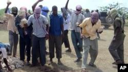 Lokasi tempat pelaksanaan hukum rajam di sebuah daerah di Somalia (foto: ilustrasi).