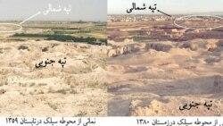 کاهش حریم محوطه های باستانی ایران و گسترش موزه های دبی