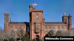 Tòa kiến trúc đầu tiên của Viện Smithsonian được đặt tên là The Castle