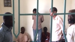Une session criminelle à N'Djamena