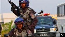 Dezenas de jovens detidos após tiroteio em Cabinda