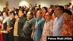 Tokoh lintas agama dan masyarakat Jawa Timur Deklarasikan Sumpah Mati Aku Cinta Indonesia
