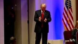 Critics Cringe, Supporters Chuckle at Trump's Social Media Swipes at News Media