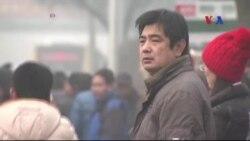 Khói bụi ở Bắc Kinh ở mức 'nguy hiểm'
