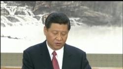 火墙内外: 中共第五代领导班子集体亮相引热议