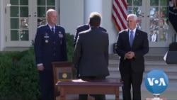 Amerika ebandi misala ya bokambi mampinga ya likolo (US Space Command)
