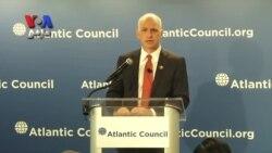 بررسی اختلاف دولت و کنگره بر سر بودجه دفاعی در شورای آتلانتیک