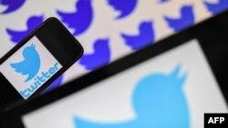 Twitter လူမႈကြန္ယက္ logo