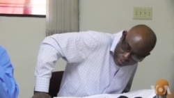 Direktè Rezo Nasyonal Defans Dwa Moun yo ann Ayiti (RNNDH), Pierre Esperance, Fè Konnen Òganizasyon l Ap Dirije a Pa nan Koripsyon