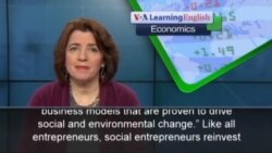 Interest in Social Entrepreneurship Increases