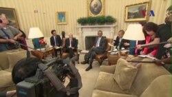 Việt-Mỹ thông qua Tuyên bố về Tầm nhìn chung
