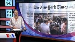 8 Ağustos Amerikan Basınından Özetler