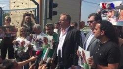 Gazeteciler Metris'te Dayanışma Nöbetinde