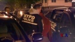 当局在纽约逮捕愈百名帮派分子