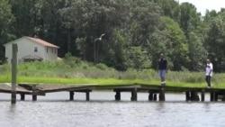 虚拟旅行让人们不沾水就能游览河道景观