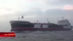 Tàu dầu của Anh sắp được Iran phóng thích