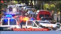 NEW YORK: Ubijeno 8, a ranjeno 11 ljudi u terorističkom napadu
