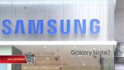 Samsung: vụ Galaxy Note 7 không ảnh hưởng hoạt động ở Việt Nam