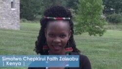 Simotwo Chepkirui Faith Zainabu | Kenya |