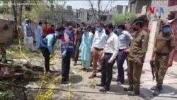 لاہور: حافظ سعید کی رہائش گاہ کے قریب دھماکہ