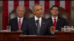 Obama's Final State of the Union Focuses on Future, Need For Unity