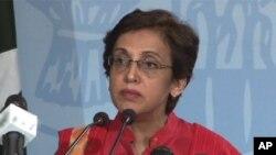 ترجمان دفتر خارجہ تہمینہ جنجوعہ