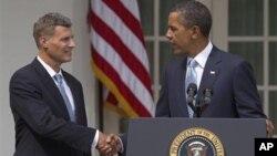 Ο Πρόεδρος Ομπάμα διόρισε νέο οικονομικό σύμβουλο στο Λευκό Οίκο