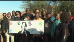 2013-06-27 美國之音視頻新聞: 曼德拉病情危急,南非總統取消外訪