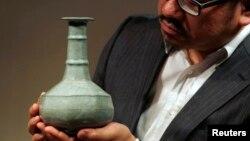 Hình minh họa - Một chiếc bình cổ từ thời Nam Tống của Trung Quốc.