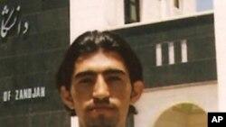 سوهراب کهریمی: من بههۆی فیشار و زهبر و زهنگهکانی کۆماری ئیسلامی ئێرانم بهجێ هێشت