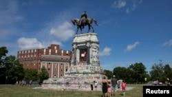 已逝捐贈者 令移除邦聯紀念碑變得複雜化