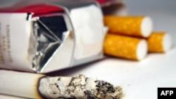 Cảnh báo trên gói thuốc cho người hút biết là thói quen của họ có thể dẫn đến vô sinh và bất lực cũng như một cái chết từ từ và đau đớn