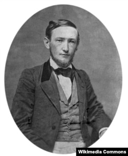 Benjamin Harrison around 1850