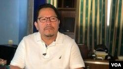 Miguel Mora, director del 100%Noticias.