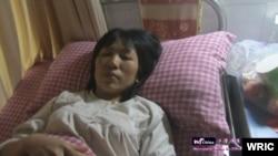 2012年6月8日曹如意在湖南省妇幼保健院