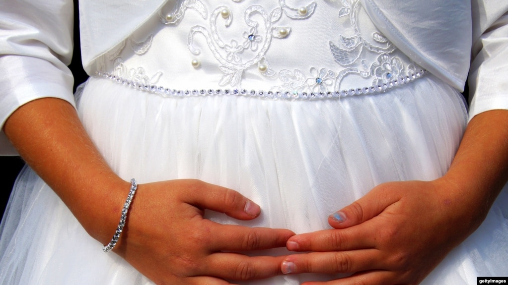SHBA, luftë kundër martesave në moshë të mitur