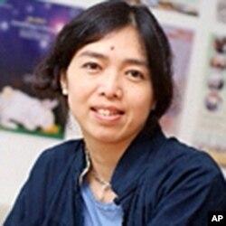 香港城市大学教授李芝兰